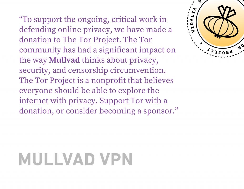 Tor项目会员计划