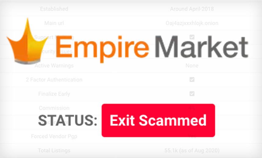 """再见比特币:帝国暗网市场""""退出骗局"""""""