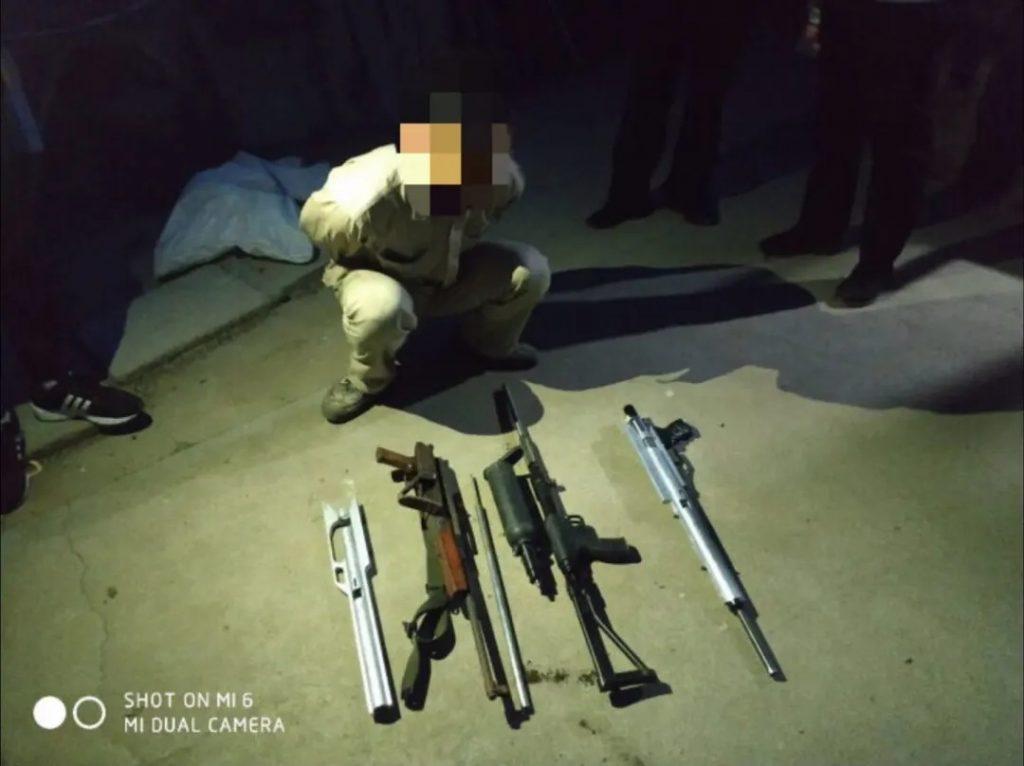 江苏常州警方破获利用暗网非法制售枪支爆炸物品案