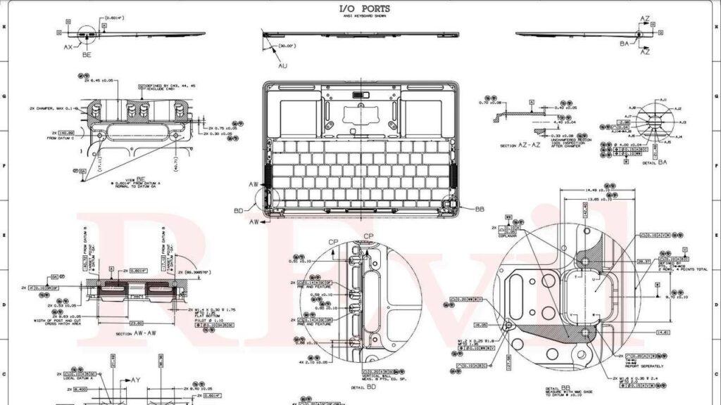 REvil黑客组织从暗网中撤除了下一代MacBook的原理图