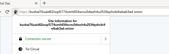 为您的暗网洋葱onion域名配置TLS证书